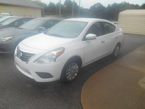 2018 Nissan Versa for sale at AUTO MART in Montgomery AL