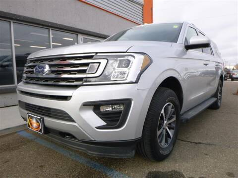 2019 Ford Expedition MAX for sale at Torgerson Auto Center in Bismarck ND