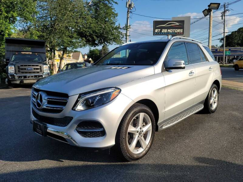2018 Mercedes-Benz GLE for sale at RT28 Motors in North Reading MA