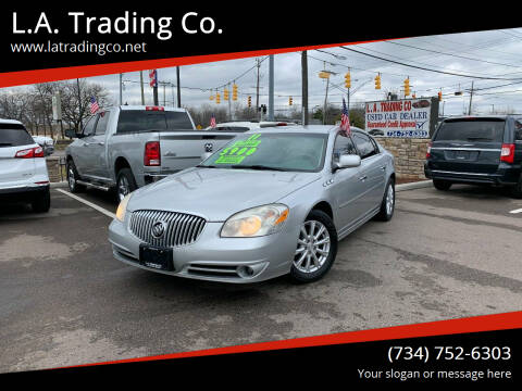 2011 Buick Lucerne for sale at L.A. Trading Co. in Woodhaven MI