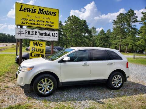 2011 Ford Edge for sale at Lewis Motors LLC in Deridder LA