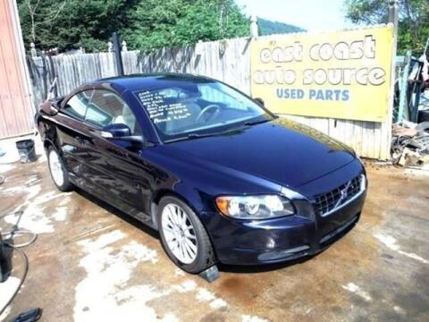 2008 Volvo C70 for sale at East Coast Auto Source Inc. in Bedford VA