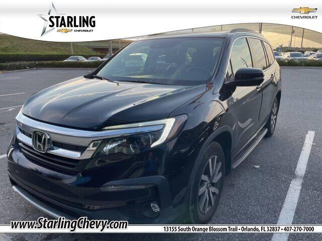 2019 Honda Pilot for sale at Pedro @ Starling Chevrolet in Orlando FL