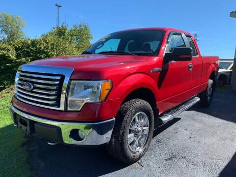 2010 Ford F-150 for sale at Tomasello Truck & Auto Sales, Service in Buffalo NY