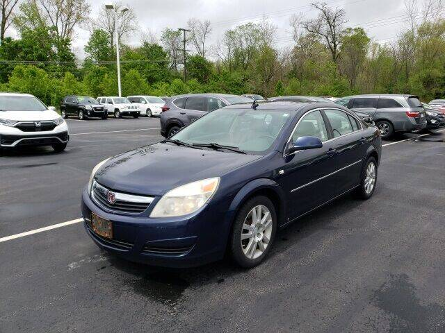 2008 Saturn Aura for sale at White's Honda Toyota of Lima in Lima OH