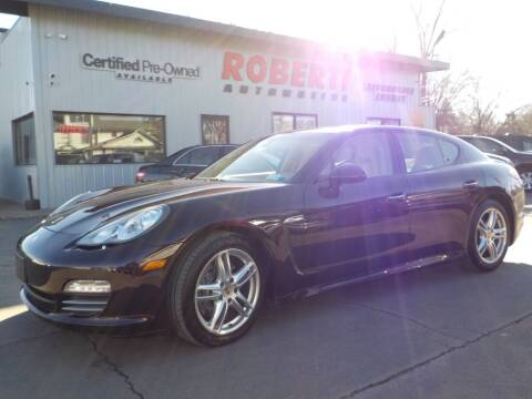 2012 Porsche Panamera for sale at Roberti Automotive in Kingston NY