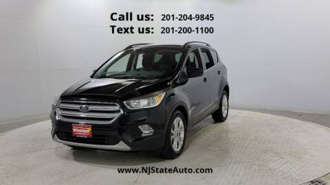 2018 Ford Escape for sale at NJ State Auto Used Cars in Jersey City NJ