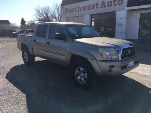 2008 Toyota Tacoma for sale at Northwest Auto Sales & Service Inc. in Meeker CO
