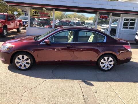 2009 Honda Accord for sale at Midtown Motors in North Platte NE