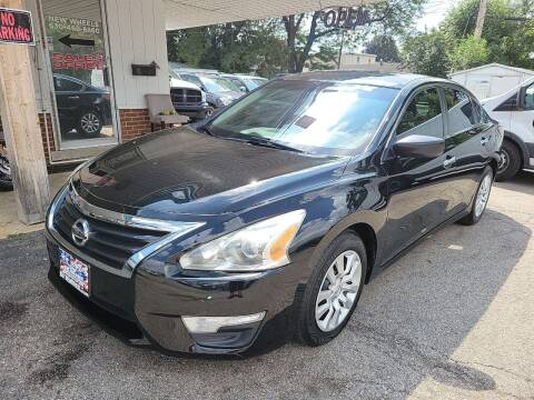 2014 Nissan Altima for sale at New Wheels in Glendale Heights IL