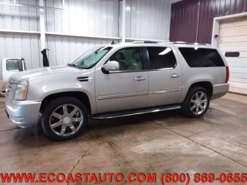 2007 Cadillac Escalade ESV for sale at East Coast Auto Source Inc. in Bedford VA