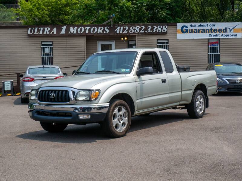 2001 Toyota Tacoma for sale at Ultra 1 Motors in Pittsburgh PA