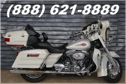 2008 Harley-Davidson Electra Glide for sale at AZautorv.com in Mesa AZ