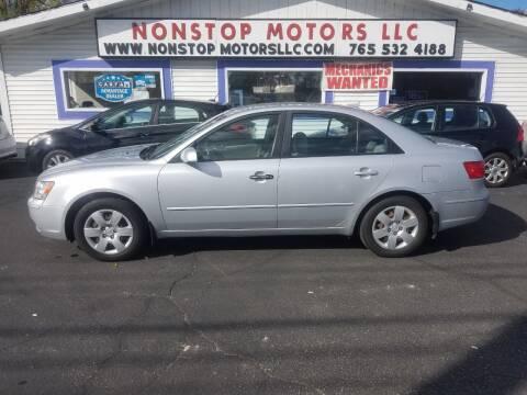 2010 Hyundai Sonata for sale at Nonstop Motors in Indianapolis IN