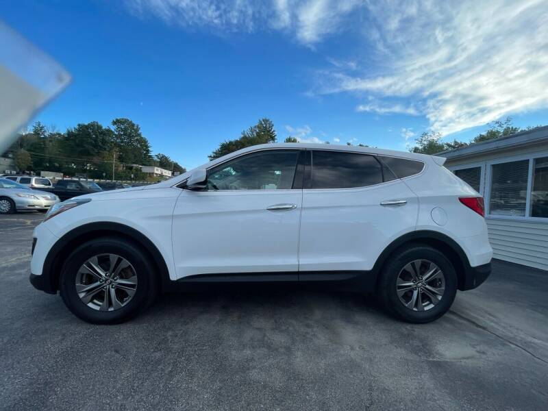 2013 Hyundai Santa Fe Sport for sale at Premier Auto LLC in Hooksett NH