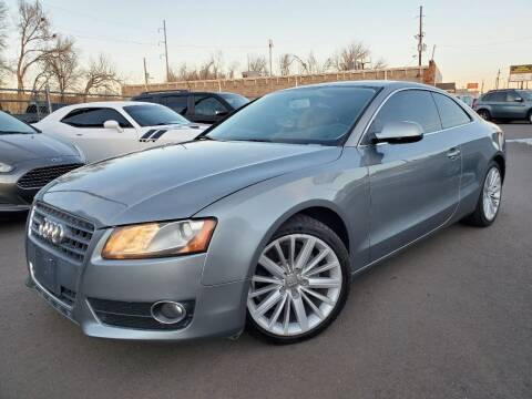 2011 Audi A5 for sale at LA Motors LLC in Denver CO