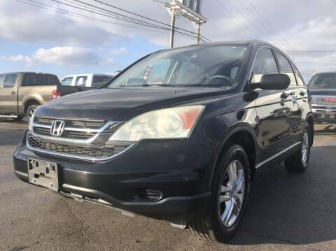 2010 Honda CR-V for sale at Instant Auto Sales in Chillicothe OH