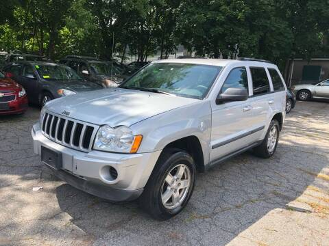 2007 Jeep Grand Cherokee for sale at Emory Street Auto Sales and Service in Attleboro MA