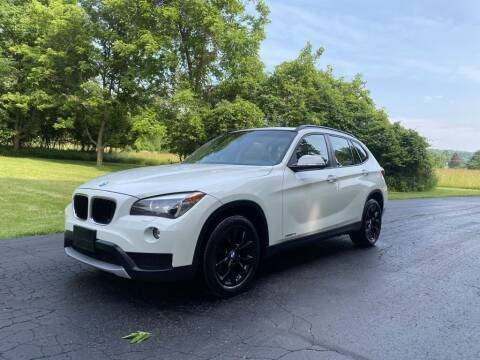 2014 BMW X1 for sale at Moundbuilders Motor Group in Heath OH