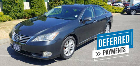 2010 Lexus ES 350 for sale at AUTOTRACK INC in Mount Vernon WA