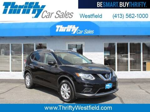 2015 Nissan Rogue for sale at Thrifty Car Sales Westfield in Westfield MA