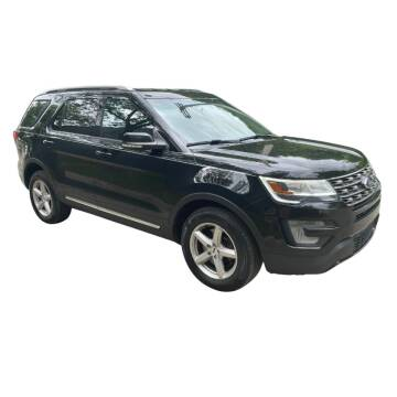 2016 Ford Explorer for sale at Averys Auto Group in Lapeer MI