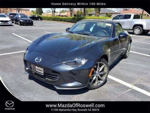 2016 Mazda MX-5 Miata for sale at Mazda Of Roswell in Roswell GA