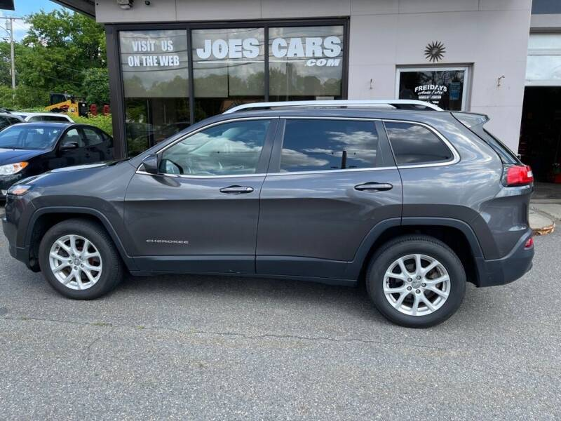 2014 Jeep Cherokee for sale in Middleboro, MA