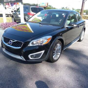 2011 Volvo C30 for sale at Auto Cars in Murrells Inlet SC