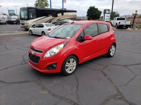2013 Chevrolet Spark for sale at Stephen Wade Pre-Owned Supercenter in Saint George UT