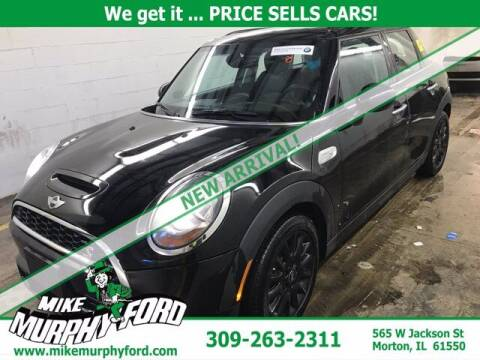 2017 MINI Hardtop 4 Door for sale at Mike Murphy Ford in Morton IL