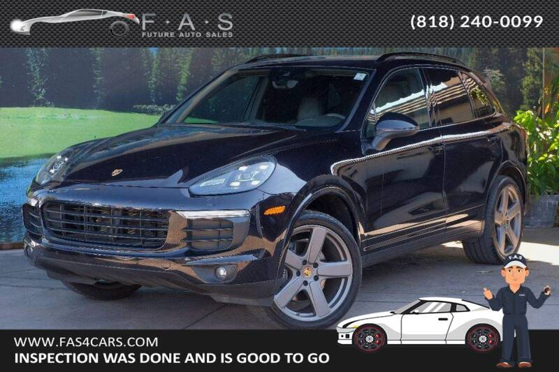 2017 Porsche Cayenne for sale at Best Car Buy in Glendale CA