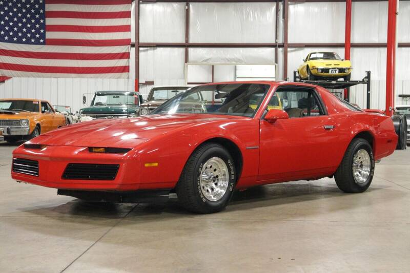 1983 Pontiac Firebird for sale in Grand Rapids, MI