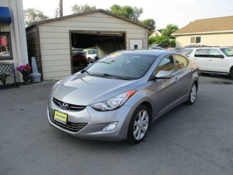2013 Hyundai Elantra for sale at TRI-STAR AUTO SALES in Kingston NY
