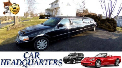 2006 Lincoln Town Car for sale at CAR  HEADQUARTERS in New Windsor NY