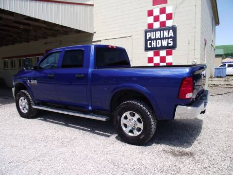 2018 RAM Ram Pickup 3500 for sale at Country Truck and Car Lot II in Richfield PA