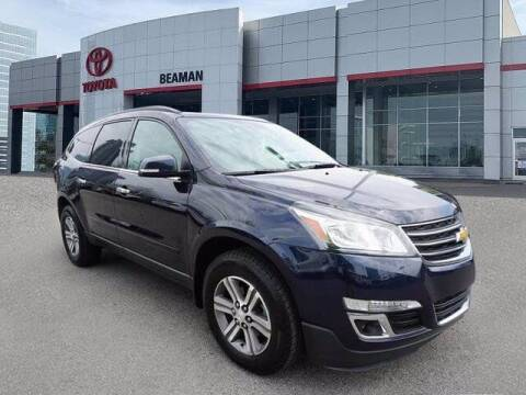 2017 Chevrolet Traverse for sale at BEAMAN TOYOTA in Nashville TN