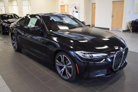 2021 BMW 4 Series for sale at BMW OF NEWPORT in Middletown RI