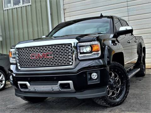 2015 GMC Sierra 1500 for sale at Haus of Imports in Lemont IL