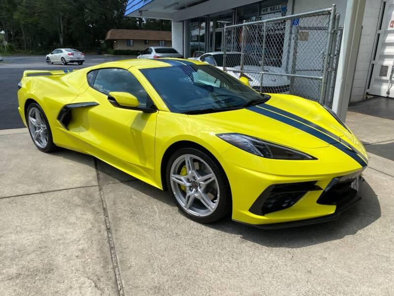 2021 Chevrolet Corvette for sale at INTERSTATE AUTO SALES in Pensacola FL
