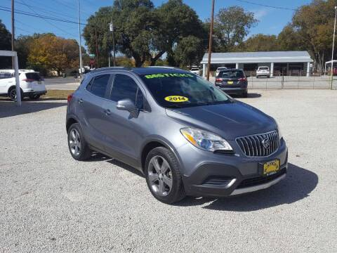 2014 Buick Encore for sale at Bostick's Auto & Truck Sales in Brownwood TX