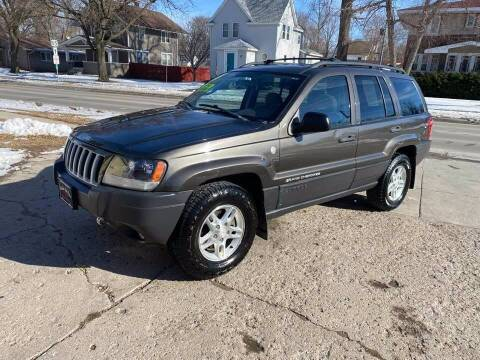 2004 Jeep Grand Cherokee for sale at BROTHERS AUTO SALES in Hampton IA