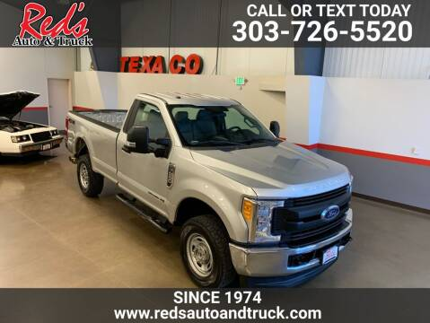 2017 Ford F-250 Super Duty for sale at Red's Auto and Truck in Longmont CO