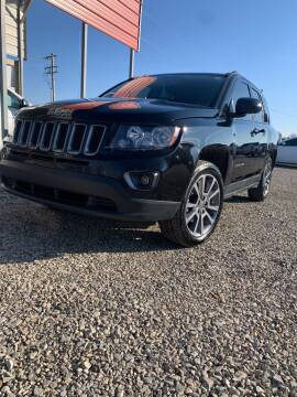 2017 Jeep Compass for sale at Drive in Leachville AR