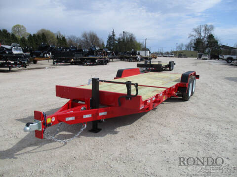 2020 B-B Equipment Tilt TBCT2216ET for sale at Rondo Truck & Trailer in Sycamore IL