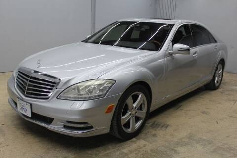 2010 Mercedes-Benz S-Class for sale at Flash Auto Sales in Garland TX