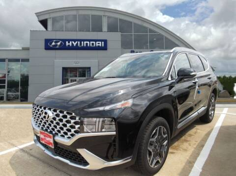 2021 Hyundai Santa Fe Hybrid for sale at Ron Carter  Clear Lake Used Cars in Houston TX