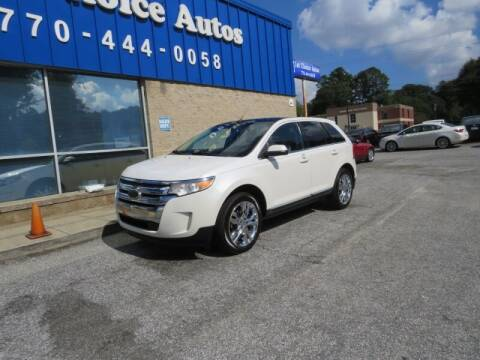 2011 Ford Edge for sale at Southern Auto Solutions - 1st Choice Autos in Marietta GA