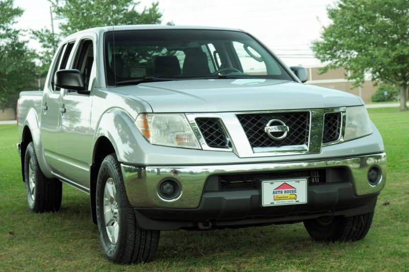 2011 Nissan Frontier for sale at Auto House Superstore in Terre Haute IN