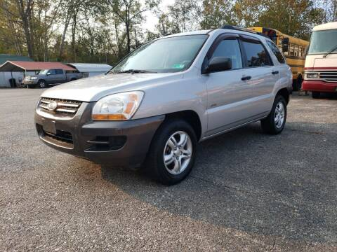 2006 Kia Sportage for sale at Ona Used Auto Sales in Ona WV